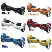 Wholesale Two Wheel Balance Scooter CHIC Smart S1 Self Balancing Electric Skateboard IO Hawk Unicycle Scooter Board with Light Motorized Hoverboard