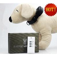 Wholesale 100 meters Vibration Remote Control Dog Training Shock Collar Anti Bark Dog Training Collar