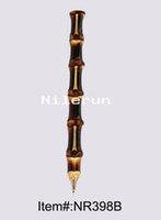 bamboo ballpoint pen - bamboo root ball pen bamboo root ballpoint pen
