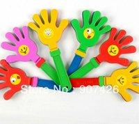 Wholesale Concert clap Plastic hand clapper