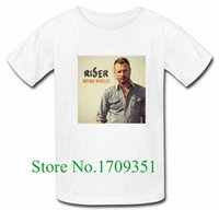 bentley t shirt - T Shirts Riser Dierks Bentley Printed Men Casual Cotton Short T Shirt