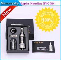 Cheap Replaceable Aspire Nautilus kit Best 5ML 5ML Aspire BVC Atomizer