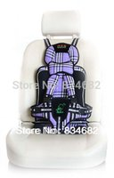 Wholesale Baby Car Seat Child Car Safety Seat Safety Car Seat for Baby of KG and Months Years Old Purple Color