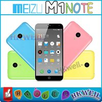 Wholesale Original Meizu M1 Note Noblue Note G LTE Cell Phones MTK6752 Octa Core GB ROM GB GHz Inch x1080 MP Camera Phone
