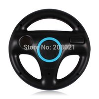 steering wheel for pc game - 2x Black Steering Mario Kart Racing Wheel for Game Remote steering wheel