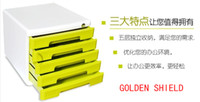 Wholesale filing cabinet LAYERS PLASTIC DESK DRAWER with key OFFICE RECEIVING AND FINISHING Make office more efficient and easier