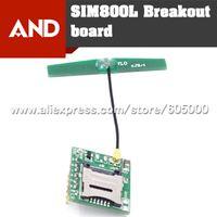automatic antenna - SIM800L GPRS Module with PCB Antenna Automatic Micro SIM Card SIM800L breakout board