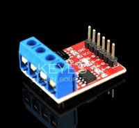 Cheap 5PCS LOT L9110S stepper motor driver board+free shipping