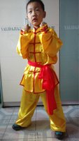 Wholesale Children s clothes and silk clothing South Korea Tai Chi men s and women s costumes