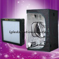 Wholesale 2015 the newest Mars II w led grow light and Grow Tent x3 x6