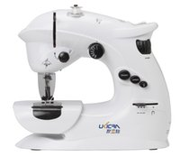 sewing machine - MINI SEWING MACHINE UKICRA UFR WITH STRAIGHT STITCH VARIABLE SPEED AND AUTOMATIC THREADING