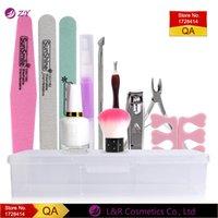 basics shapes - Nail Tools Collection Basic Manicure Kit Professional Cuticle Removal Portable Toolkit Fingernail Toenail Shaping Set
