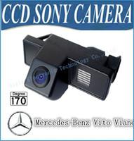 Wholesale sony Special Car rearview camera back up camera reverse camera for Mercedes Benz Viano Vito Sprinter night vision
