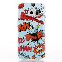 bam cases - 3D Cartoon TPU Silicone Gel Soft Case For Samsung Galaxy S7 NOTE7 NOTE Flower Owl Tree Dream catcher Hand Smile Tiger Bam Music Skin Cover