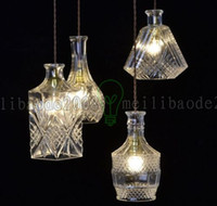 art deco home design - Classic Design DIY Ceiling Lamp Light Glass Pendant Lighting Bulb Home Decor NEW LLWA037