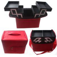 beauty salon training - 4 Color Makeup Beauty Salon Studio Nail Art Technician Tool Train Box Bag New