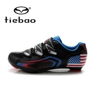 bicycle shoes spd - Sports Road Cycling Shoes Bicycle Racing road Cycling Shoes Breathable Athletic Road Bike Shoes USA flag SPD system