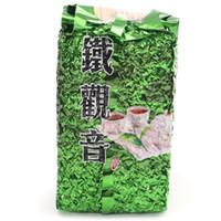 Wholesale g Organic Strong Fragrant AnXi Tie Guan Yin TiKuanYin Chinese Oolong Green Tea Health tieguanyin