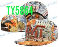 Wholesale hip hop snapbacks hats adjustable snapback hat cap diamond cayler last kings unkut for men and women TMT cap hot selling