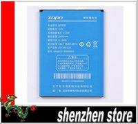 1 PCS NUEVA batería para ZOPO ZP998 ZP9520 inteligente teléfono celular BT55S 2400mAh batería
