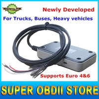 ads trucks - Best Price amp Top Selling Emulator Adblue Box in1 V3 with NOX Sensor Emulation Truck Remove Tool OBD2 Scan Emulator Ad blue
