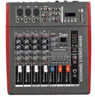 Wholesale MX502D Professional Powered DJ Mixer Channels Mezcladora De DJ Wx2