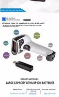 Wholesale RD Wireless Barcode Scanner wireless laser barcode reader scanner USB handheld wireless barcode reader
