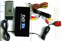 Wholesale High Speed km t H MPEG5 Mobile Digital Car DVB T2 TV Receiver HDMI P