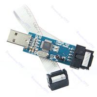 atmel development - New pc USB ISP Programmer For ATMEL AVR ATMega ATTiny Development Board