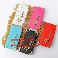 clip handbag - 6s PU Leather Case Flip Wallet Cover wtih Card Slots For Samsung Galaxy S6 edge note5 Iphone s plus