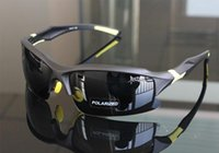 Wholesale Professional Polarized Cycling Glasses Bike Bicycle Goggles Outdoor Sports Sunglasses UV STS013 A5