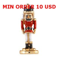 Wholesale Origami owl NUTCRACKER floating charms for magnetic glass memory living locket
