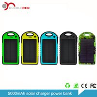 Wholesale Outdoor Using Colorful mah Mobile Solar Power Batteries Charger With