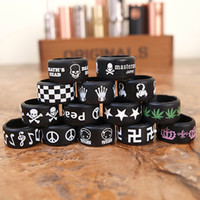 accessories electronics - Hot Non Slip Mod Silicone Ring Electronic Cigarette Silicon Vape Band Ring For Mechanical Mods E Cigarette Accessories Silicone Rings DHL Fr