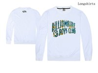 Cheap 2015 BBC Billionaire Boys Club Icecream Jackets With A Hood Men's Thicken Hoodies Sweatshirts Black S-2XL Free Shipping