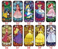belle phones - cute belle phone cases For iPhone S Plus S C S For Samsung Galaxy S6 Edge S5 S4 S3 Note mobile phone bag