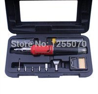 Wholesale Self Ignition in Gas Soldering Iron Cordless Welding Torch Kit Tool HS K order lt no track
