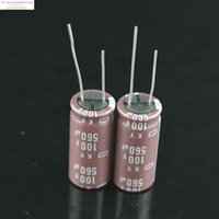 Wholesale Japan NIPPON v560uf Electrolytic Capacitor uf V KY