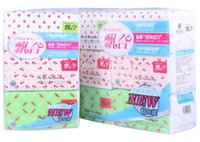 Wholesale Out of paper Tissue Fashion Series layer Kleenex Bale