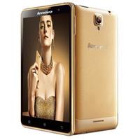 Wholesale Original Lenovo S8 S898t MTK6592 Octa Core inch Golden Warrior Android GB RAM GB ROM MP x720 HD Mobile Phone W