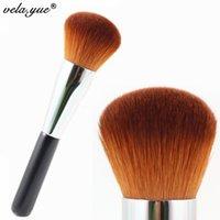 Wholesale VELA Full Coverage Face Brush Optical Blurring Brush Multipurpose Powder Make Up Brush