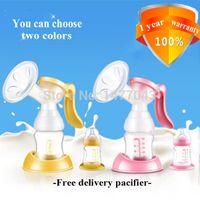 baby milk pump - avent Breast milk pumps baby nipple suction nipple pump beb women Feeding Manual Breast pump New Hot Sale