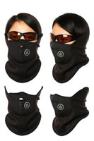 Wholesale Half Face Cover Mask Ski Snowboard Motorcycle Bicycle Neck Warmer Fishing Warm Winter Face Fishing Mask