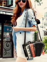amliya bag - Amliya women s vintage handbag accordion bag portable one shoulder cross body bag fashion bags