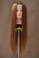 mannequin head - Mannequin Dummy quot High Temperature Fiber Train Mannequin Head With Hair