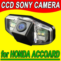 acura tsx gps - For Sony CCD Honda accord Civic EK Odyssey TSX Pilot Civic FD Acura TSX Car Rearview Parking Back up Camera Night Vision for GPS