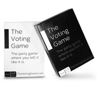 Wholesale The Voting Game The Adult Party Game About Your Friends Trading Card Games