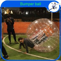 amazing logo designs - CE Free logo Amazing Dia m PVC New design outdoor inflatable human bumper ball for adults