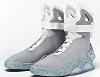basketball the heat - Top quality Trainers McFly back To The Future Mens Basketball Shoes Mag limited edition