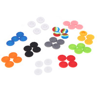 Cheap 4 Pieces Thumb Grips Silicone Cover Case Dot Pattern for Sony Playstation PS2 PS3 PS4 Xbox One Xbox 360 Controller F1395